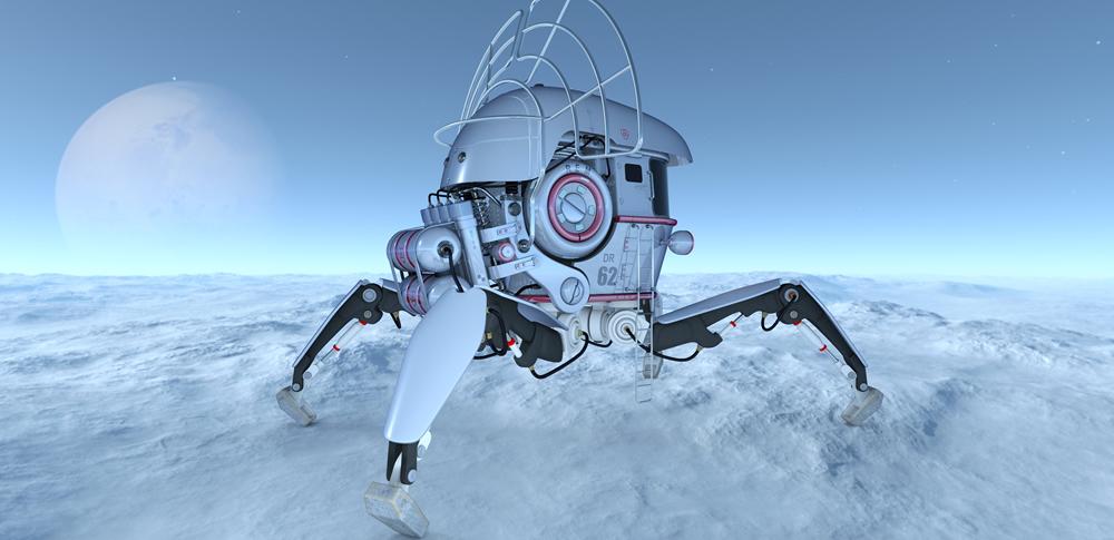 水中から宇宙まで!特殊環境で活躍するロボットたち