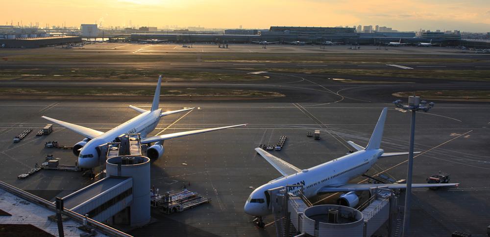羽田空港、ロボット製品の実験導入プロジェクトの開始を決定