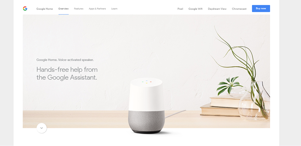人工知能搭載「Google Home」2017年内に日本に上陸予定!