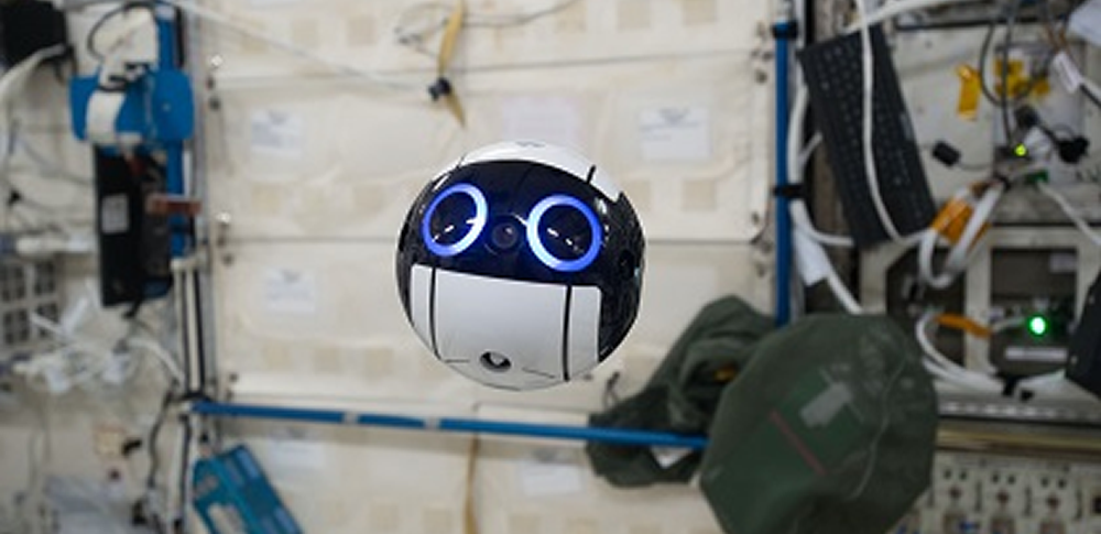 ガンダムのハロ⁈宇宙撮影ロボ「イントボール」を開発‐JAXA