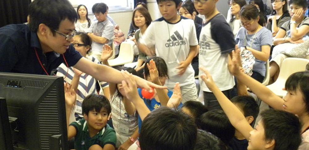 ロボットの未来を考えよう●子ども大学よこはま特別授業●小学4~6年