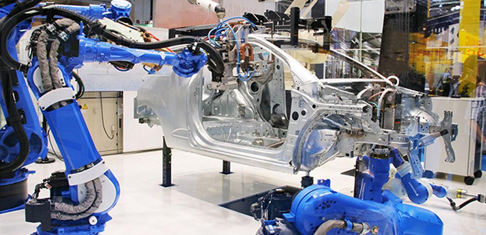 中国EMS各社、続々と産業用ロボットを導入