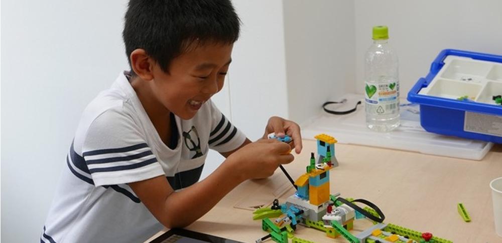 レゴで学ぶ!ロボット教室@杉並区浜田山・高井戸