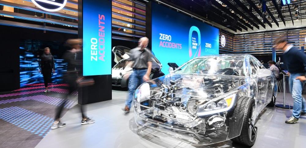 ドイツZF社が中国の百度と自動運転技術の提携を発表-中国市場進出へ