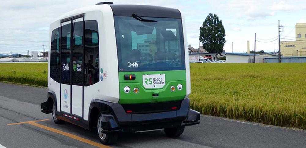 道の駅を拠点に全国13ヵ所で自動運転の実証実験を開始-国交省