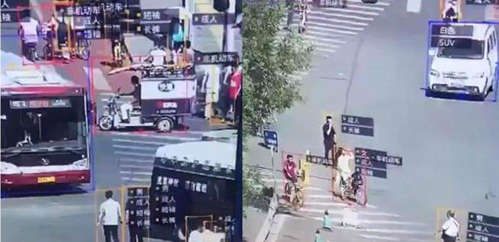 中国の犯罪者監視システム「天網」が論争を呼ぶ