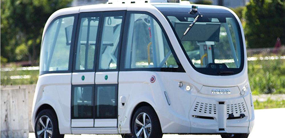 自動運転レベル4のバス走行試験を実施‐北海道上士幌町