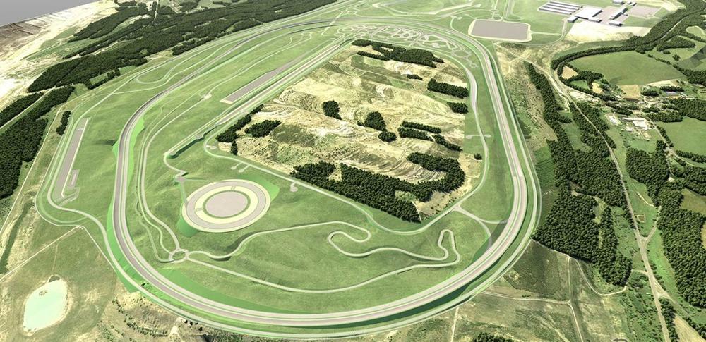 BMW、チェコに新たなテストコースを建設