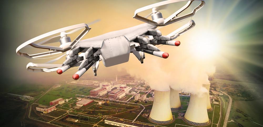 米国FAA、テロ警戒し原子力発電所上空をドローン飛行禁止区域に追加指定