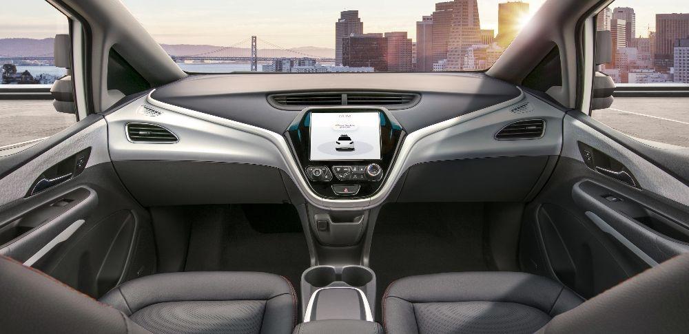 米GM|完全自動運転車「クルーズAV」を発表、2019年実用化目指す