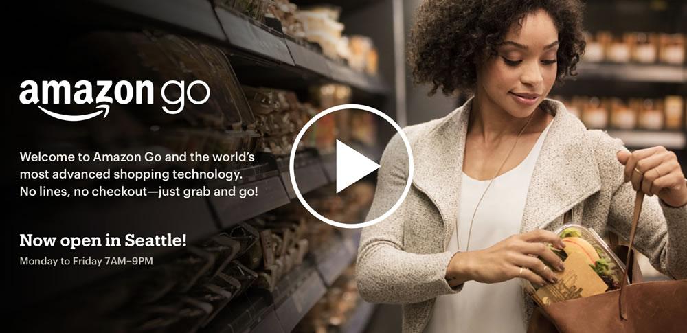 アマゾンコンビニ「Amazon Go」がシアトルに出店! レジのないコンビニとは?