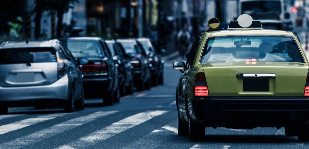 人工知能活用した「タクシー相乗りサービス」試験運用開始|名古屋つばめタクシー