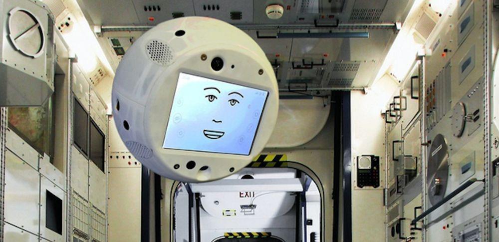 欧州エアバスが宇宙用ドローン「CIMON」を開発