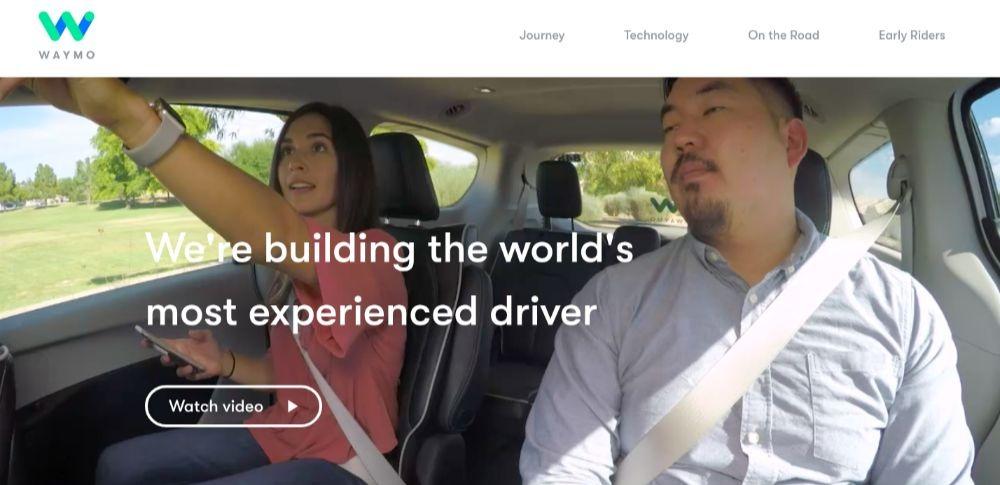 米国ウェイモ|完全自動運転の配車サービスを計画、2018年内に開始か