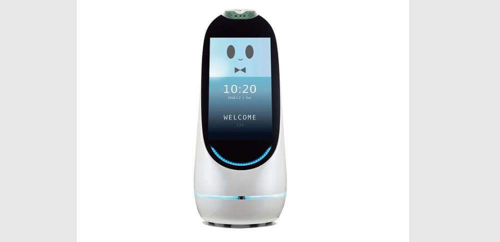 NECのロボットが市庁舎で自動案内、職員の負担軽減を目指す|名古屋市
