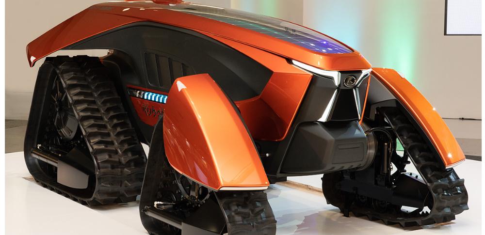 クボタが無人トラクターや田植え機を発表、スマート農業の実現へ