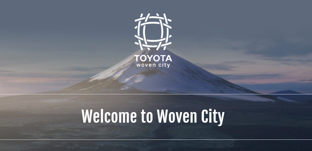 トヨタがコネクティッドシティの構想発表│自動運転などの技術集約