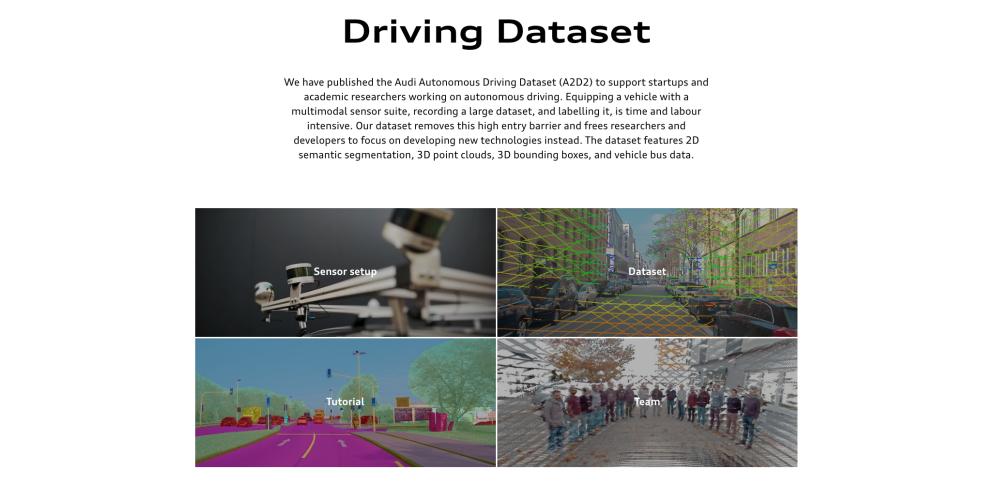シリコンバレーに自動運転研究施設「A2D2」を開設|AUDI