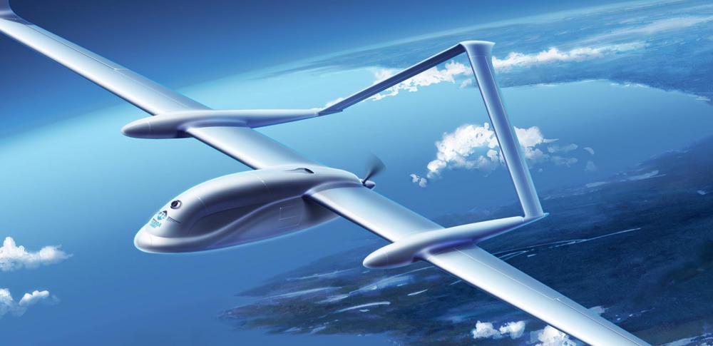 航続距離は1,000km、テラ・ラボの航空機ドローンに注目が集まる