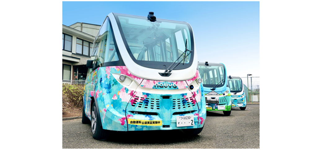 境町で全国初の自動運転バスの定期運行、2024年まで