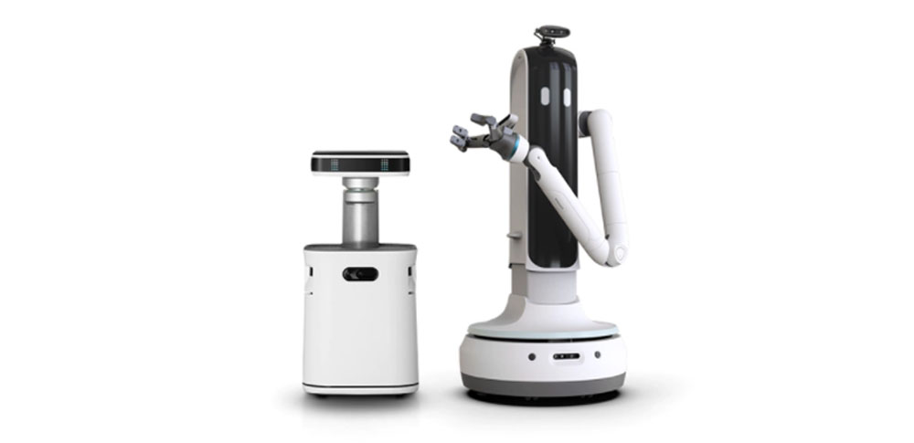 サムスン電子、CES2021で家事支援型ロボット「Bot Handy」を紹介