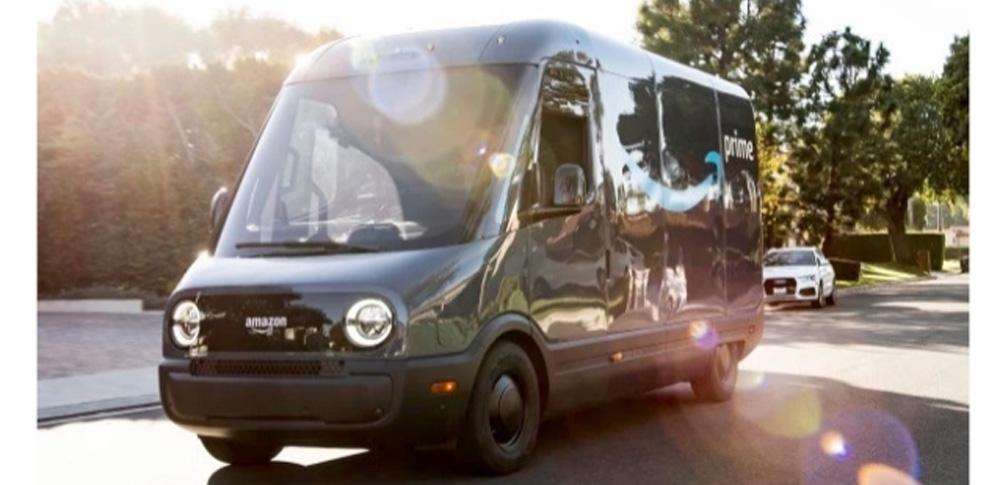米国アマゾン 配送専用EVを10万台導入へ